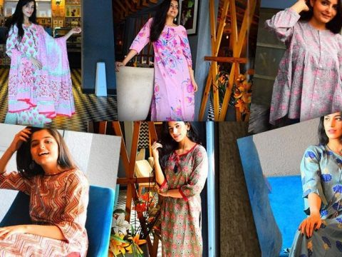 Jaipuri Kurtis for women